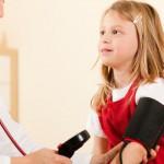 Детям тоже нужно измерять артериальное давление
