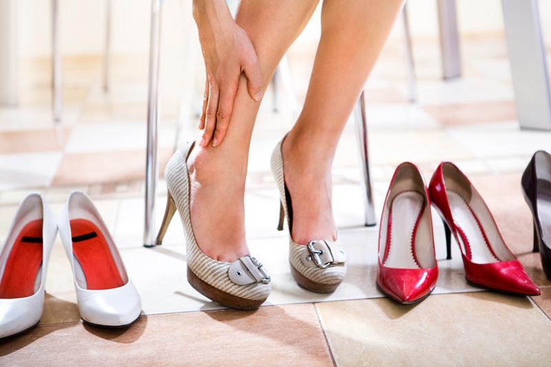 Можно ли носить каблуки во время беременности?