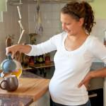 Можно ли беременным чай с лимоном?