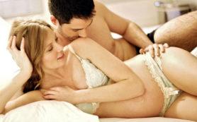 Сексуальные отношения во время беременности