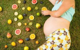 Питание беременной в летний период