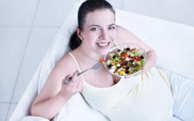 Питание  беременной и роженицы