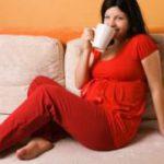 Высокая температура у беременной