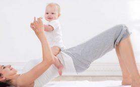 Как привести себя в форму после родов: советы от европейских звезд