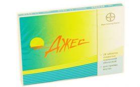 Противозачаточные таблетки Джес, эффективность, режим приема, противопоказания