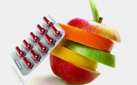 Витамины необходимые для здоровья 35+