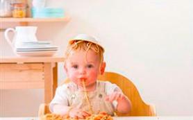 Как правильно кормить грудного ребенка: меню ясельного возраста