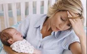 Риск возникновения послеродовой депрессии связали с генетической предрасположенностью