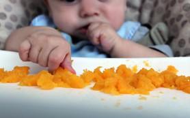 Младенцам при отнятии от груди порекомендовали есть руками