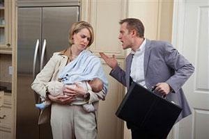 Отношения между мужем и женой после родов