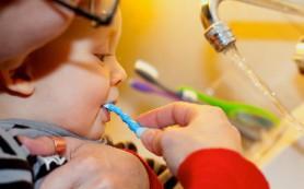 Приучаем ребенка к правилам личной гигиены