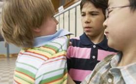 Стрессовая беременность может сделать детей легкой добычей для хулиганов