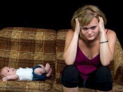 Причина послеродовой депрессии – дефицит омега-кислот