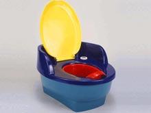 Ребенка легко приучить к горшку, если регулярно посвистывать