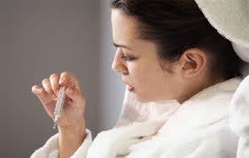 Чем сбить температуру при беременности