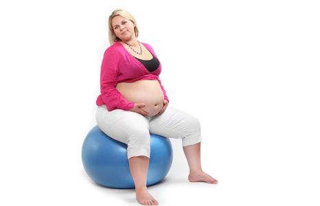 Диагноз: ожирение беременной