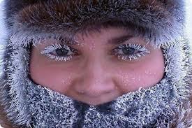 Аллергия на зиму