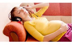 Музыка и мелодии во время беременности