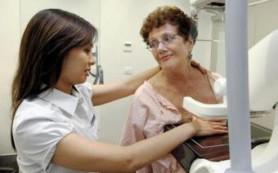 Роль маммографии в снижении смертности от рака груди поставлена под сомнение