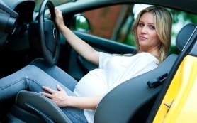 «Мы едем, едем, едем»: вождение авто в период беременности