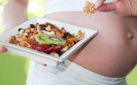 Как предотвратить чрезмерное увеличение веса во время беременности
