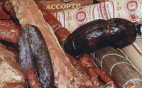Употребление колбасы в 3 раза увеличивает риск онкологии
