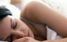 Нарушения сна увеличивают риск рака