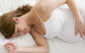 На 2-м и 3-м месяцах беременности стрессы особо опасны
