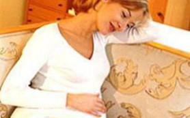 Судороги у беременных