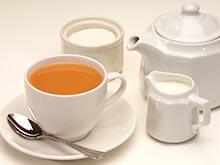Молоко подкрепляет активность противораковых соединений в чае