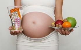 Витамины при беременности весной