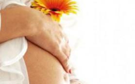 Беременность и рождение в зимней атмосфере