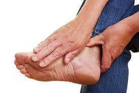 Чувствительность ног, или диабетическая полинейропатия