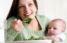 Что можно есть после родов?
