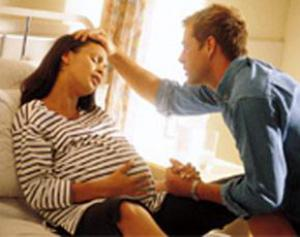 Помогаем мужчинам справиться с беременностью