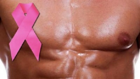У мужчин тоже может быть рака груди