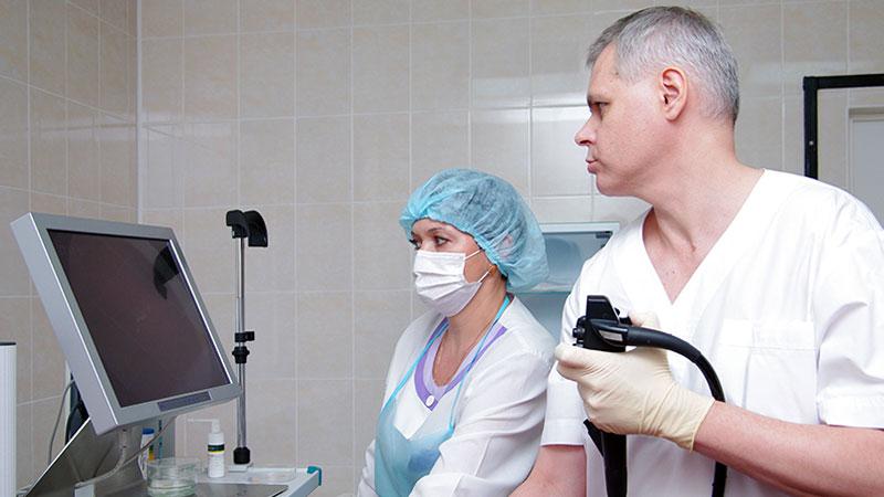 Эндоскопические исследования: методы диагностики