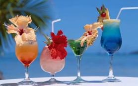 Коктейли на пляже могут вызвать рак
