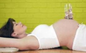 Общение с будущим малышом: в чём польза