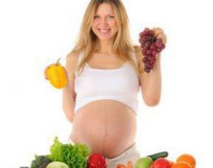 Причуды питания при беременности или странность вкусов