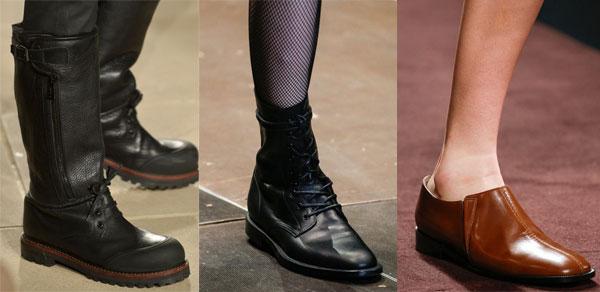 Актуальная обувь на будущий сезон
