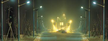 Осветительные приборы для улиц и пригородных территорий