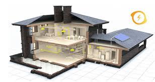 А что у вас с электроснабжением в доме?