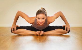 Растяжка мышц, или стретчинг