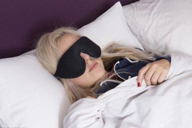 Маска для сна избавит от диабетической слепоты