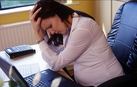 Депрессия и невроз во время беременности