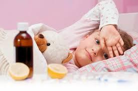 Детская простуда от застуды