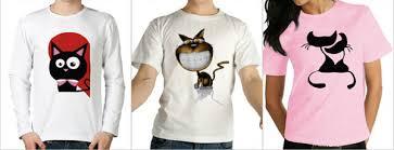 Печать на футболках: ярко, стильно, современно