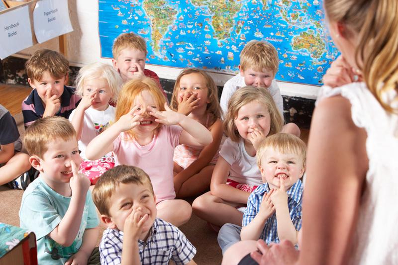 В детский сад на экскурсию