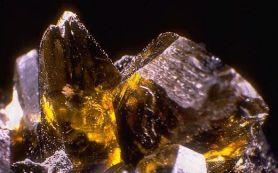 Кристаллы сидерита